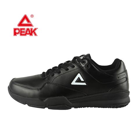 referee basketball shoes peak series casual breathable basketball