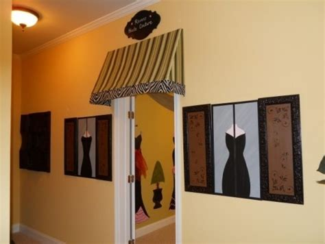 Indoor Awning Valance by Indoor Awning Valance Zebra Banding Valances