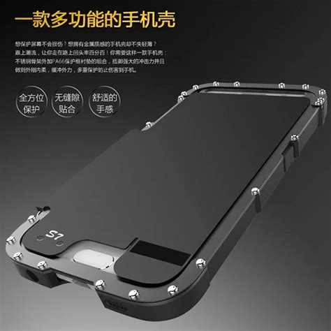 Samsung S7 Edge Iron Robot Back Cover Casing Kick Stand Aliexpress Buy Armor King Outdoor Stainless Steel