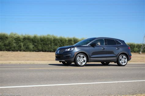 2015 Lincoln Mkc Horsepower by 2015 Lincoln Mkc 2 3 Liter Ecoboost Awd Carfanatics