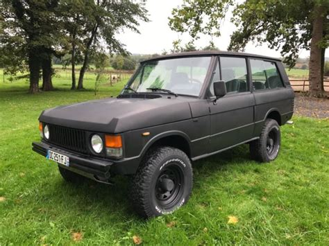 old car owners manuals 1986 land rover range rover free book repair manuals land rover range rover 1986 v8 rare 2 doors no rust
