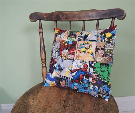 Handmade Cushion Covers Ideas - handmade patchwork cushion cover by the shabby