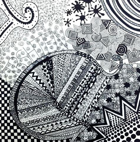 pattern in line art the ib art studio pre ib art 1 line shape pattern