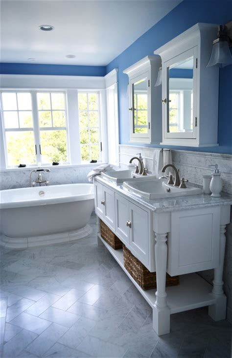 cottage bathroom colors beach cottage bathroom philadelphia by colleen brett