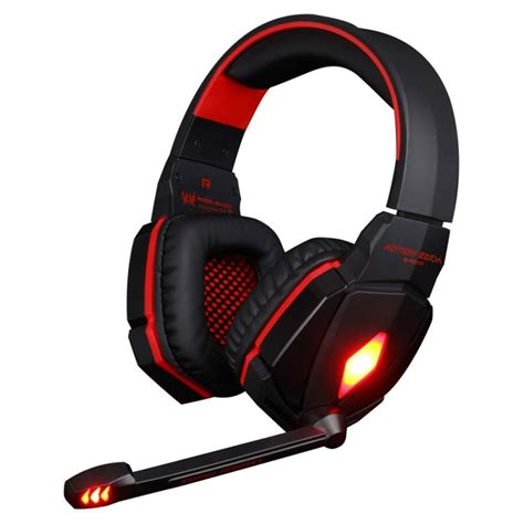 kotion each g4000 stereo noise cancelling gaming headset
