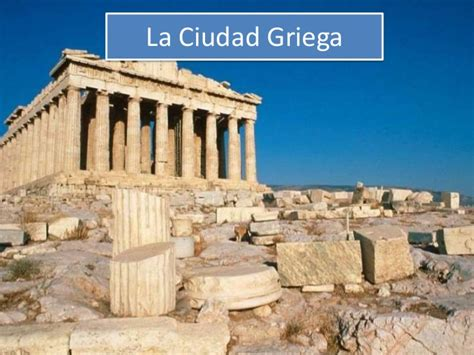 imagenes figurativas de grecia la ciudad griega