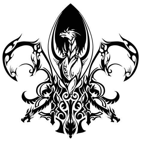 tribal fleur de lis tattoo 36 fleur de lis designs