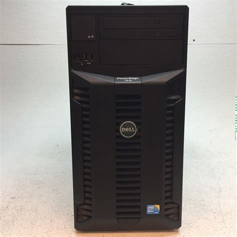 Pc Server Unbk Dell T310 Xeon X3430 2 40ghz 8gb 500gb Dvd Rw 2port Lan dell poweredge t310 tower server qc x3430 2 4ghz 8gb mamory 2x146gb 15k sas drives