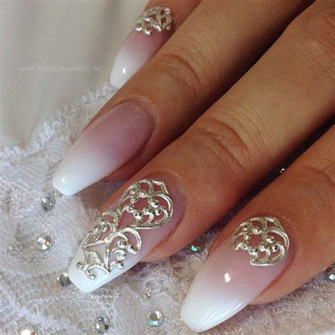 Nail Accessories by Nail Accessories Nail Wedding Wedding Nails Veils