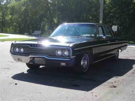 1966 dodge polara for sale 1966 dodge polara 4 door 383 survivor car car clone