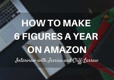 how to crate a 1 year how to make 6 figures a year on in 1 year