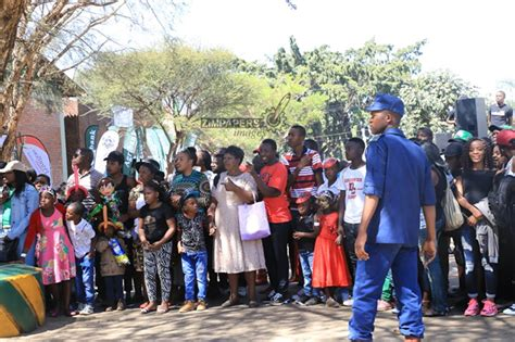 blog harare agric show official opening  herald