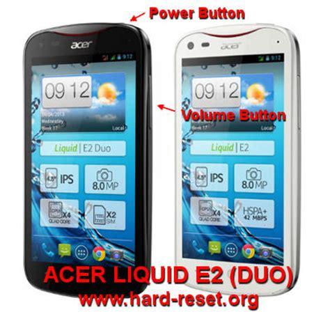 Mcom Battery Power Acer V370 reset and recovery procedure for acer liquid e2 duo v370 how to update acer liquid e2