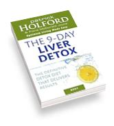 Holford 9 Day Detox Pack by Overdone It This Festive Season Then Try My New Year