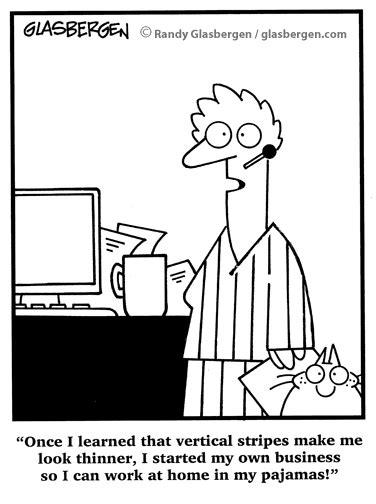 cartoons  small business  employment randy