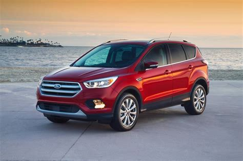 ford eacape 2018 2018 ford escape review redesign engine release date