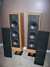 Infinity Tower Speakers Up Only Set Of 2 Infinity Tower Floor Speakers With