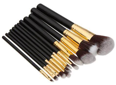profesional brush set pcs new 16 pcs alex t pro brush set blush brush eyebrow