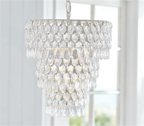 Chandeliers Pottery Barn Ruby Chandelier Pottery Barn
