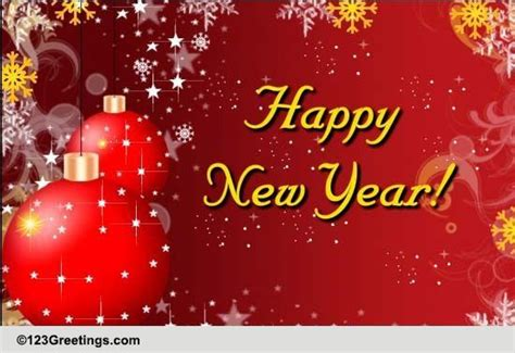 123 new year greeting ecards welcome the new year free happy new year ecards