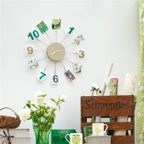 design your own country home design your own wall clock home office organising 10