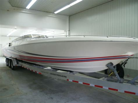fountain boats for sale on ebay fountain lightning 42 2009 for sale for 235 000 boats
