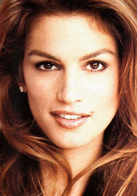 commercial actress with mole on face 10 best cindy crawfor images on pinterest cindy crawford