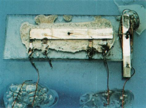 how was the integrated circuit made 8 5 kilby s integrated circuit bit by bit