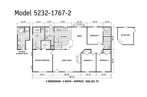 oakwood mobile home floor plans manufactured home floor plan clayton oakwood platinum