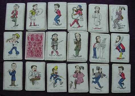 Furniture Store Kitchener by Victorian Children S Quot Snap Quot Playing Cards From Molotov On