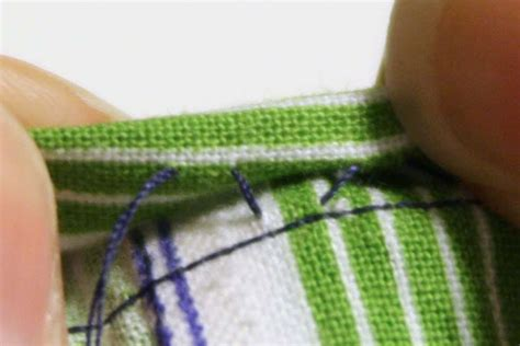 Blind Stitch Hem By Hand Hand Sewing Stitches For Sewing Clothes Melly Sews