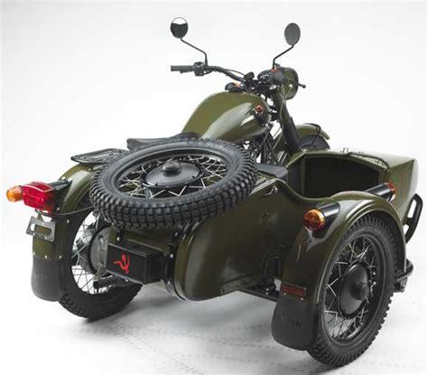 125ccm Motorrad Gespann by Das Neue Ural Retro Gespann 2radblog De 2radblog De