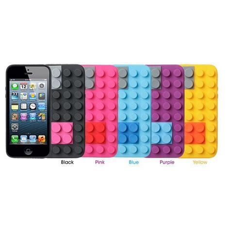 3d Building Blocks Brick Style Soft Silicone Iphone 6 Black 3d building blocks brick style soft silicone for iphone 6 black jakartanotebook