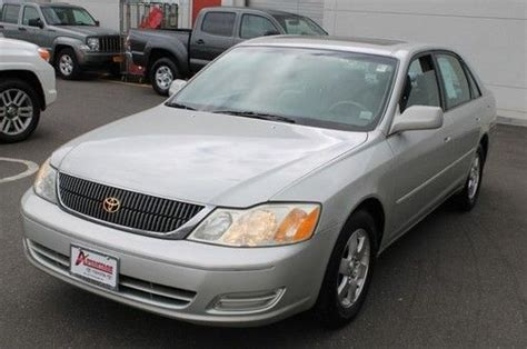 how to sell used cars 2001 toyota avalon seat position control buy used 2001 toyota avalon 4dsd in valley stream new york united states for us 8 595 95
