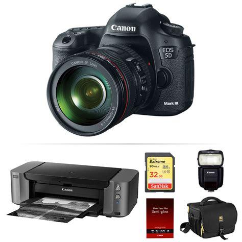 canon eos 5d iii dslr canon eos 5d iii dslr with 24 105mm lens
