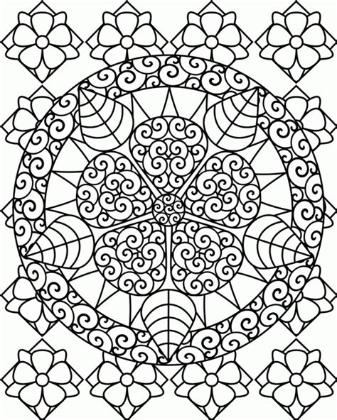 coloring pages for adults abstract flowers abstract coloring pages for adults coloring home