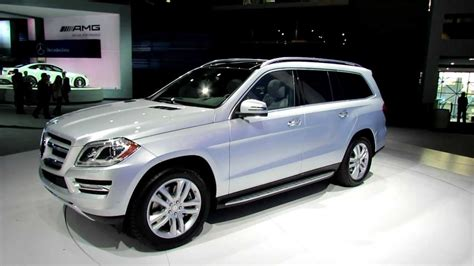 Mercedes Gl450 2013 by 2013 Mercedes Gl450 4matic Exterior And Interior At
