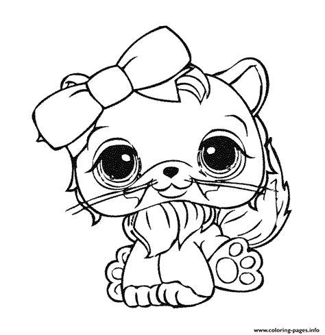 lps coloring book littlest pet shop 8 coloring pages printable
