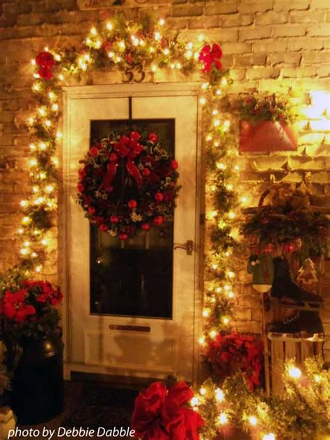 holiday decorating choose a christmas door decoration for holiday pizzazz