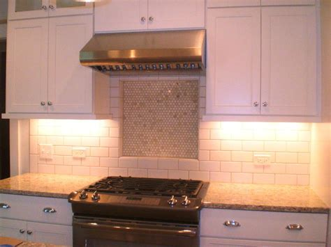 Best Backsplash For Kitchen Kitchen Tin Tiles For Kitchen Backsplash Combined With Brown Cabinet And Stove On Grey Marble