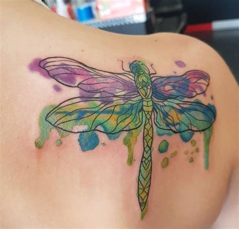 dragonfly tattoo images dragonfly ideas popsugar uk