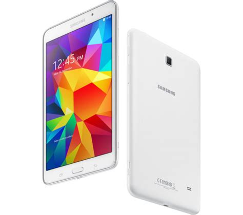 Samsung Galaxy Tab 4 7 0 White buy samsung galaxy tab 4 7 quot tablet 8 gb white free delivery currys