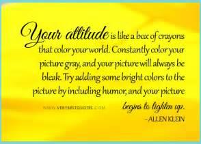 Inspirational Quotes For Positive Attitude. QuotesGram