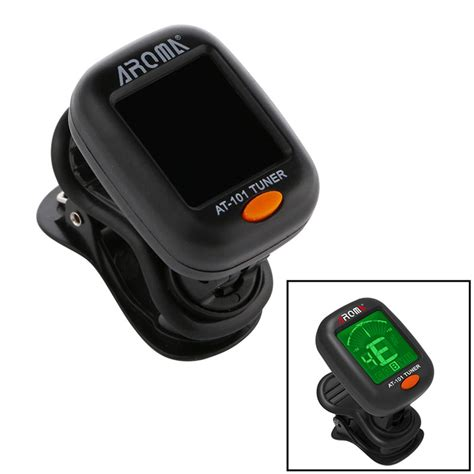 Gitar Akustik Elektrik Tuner 11 clip on digital tuner for acoustic electric guitar bass