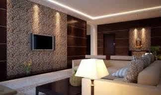 Wallpaper For Rooms by 3d View Of Wallpaper For Living Room 3d House Free 3d