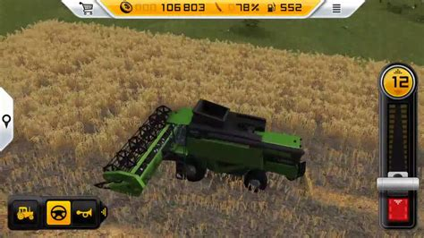 farming simulator 14 mobile farming simulator 14 e04 deutz fahr 6095 hts android