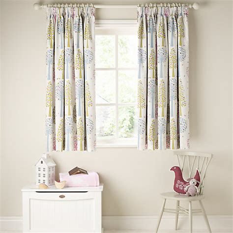 john lewis tree curtains buy little home at john lewis magic trees blackout lined