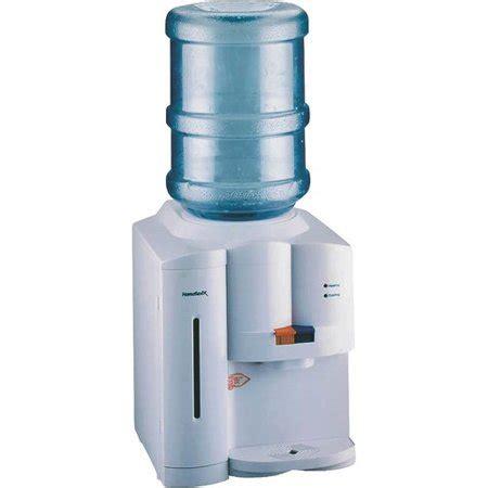 Countertop Water Cooler Walmart - water cooler counter top h c walmart