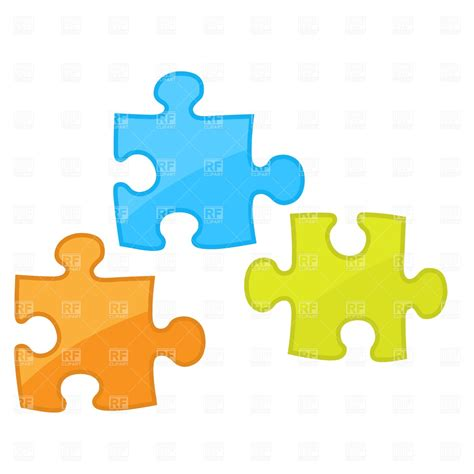 puzzle design elements vector conundrum clipart clipart panda free clipart images