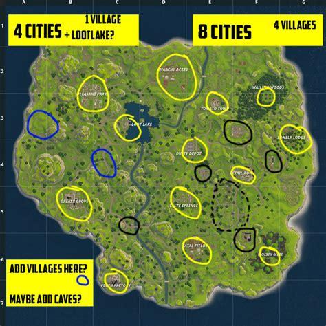 fortnite original map fortnite locations tips and tricks steemit